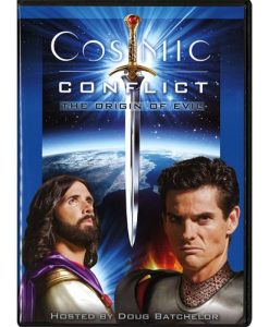 COSMIC CONFLICT - THE ORIGIN OF EVIL DOCUMENTARY
