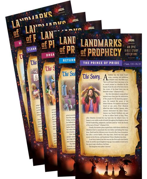 LANDMARKS OF PROPHECY STORACLES SET