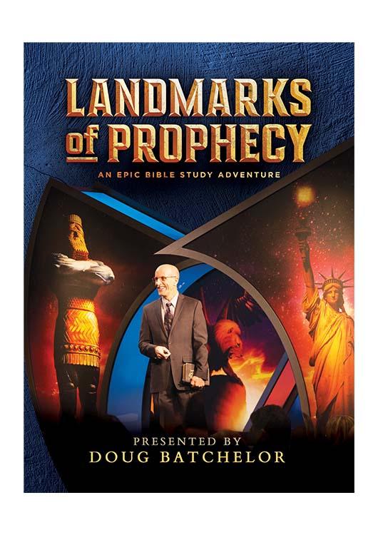 LANDMARKS OF PROPHECY DVD SET