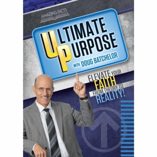 Ultimate Purpose DVD set