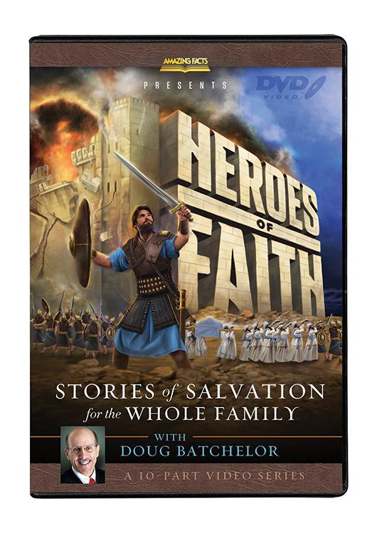 Heroes of Faith DVD Set