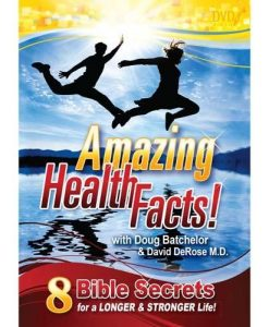 Amazing Health Facts DVD - NEW!