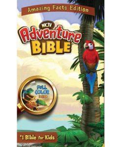 Adventure Bible for Kids (NKJV)