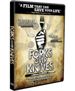 Forks Over Knives DVD by Colin Campbell