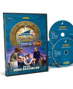 Amazing Adventure DVD