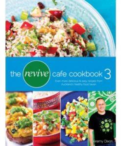 Revive Cafe Cookbook #3