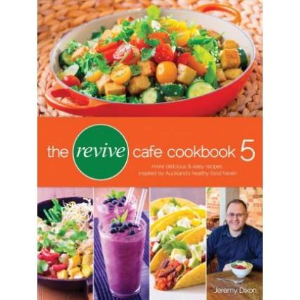 Revive Cafe Cookbook #5