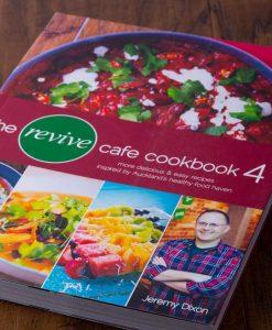 Revive Cafe Cookbook #4