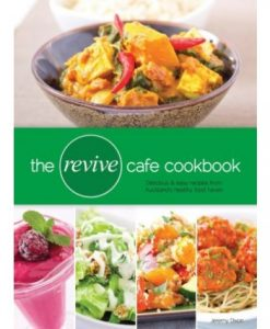 Revive Cafe Cookbook #1