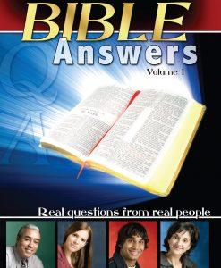 Bible Answers Volume 1