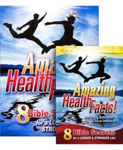 Amazing Health Facts DVD and Magazine by Doug Batchelor