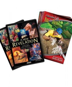 A New Revelation DVD and Study Guide by Doug Batchelor