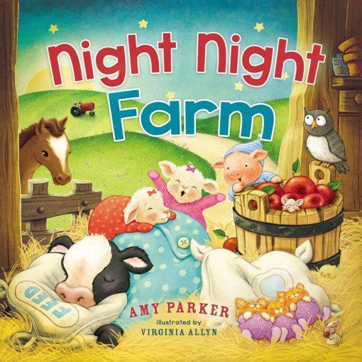 Night Night Farm by Tommy Nelson