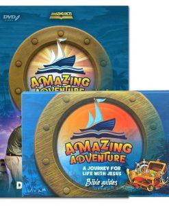 Amazing Adventure DVD & Study Guide set