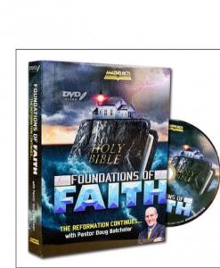 Foundations of Faith DVD
