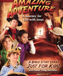 Amazing Adventure Bible Guides for Kids