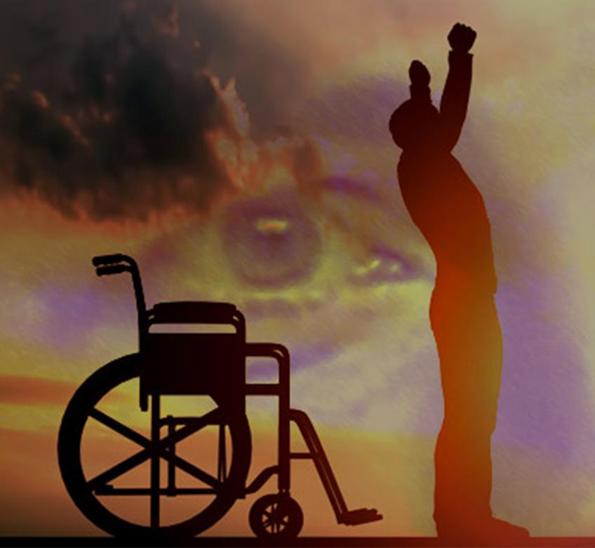 The Gaze of 'Braco' - The Silent Healer