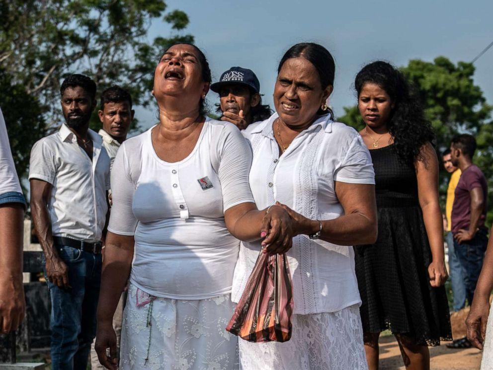 Sri Lanka Devastated by Easter Terrorist Attacks