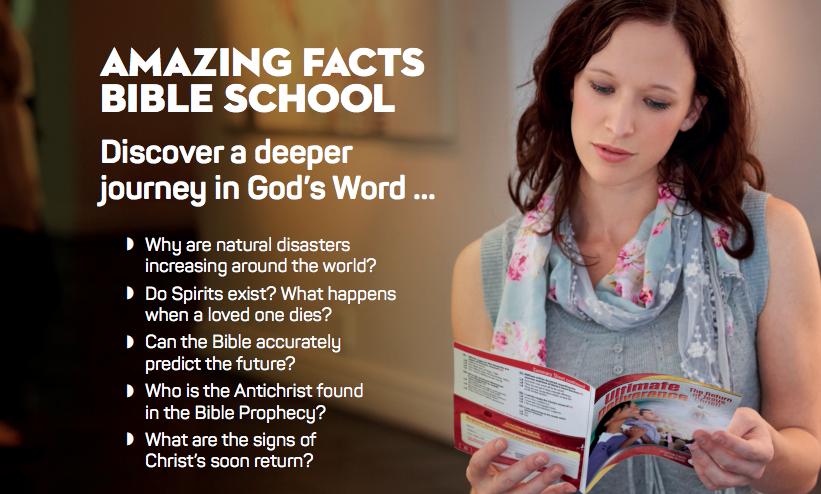 Bible School Enrolment